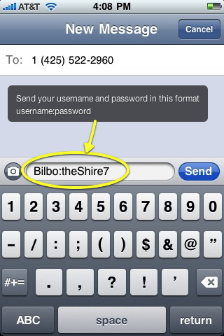 Bilbo's password is too guessable!